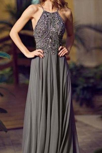 Charming Prom Dress,Beading Prom Dress,A Line Prom Dresses,Long Evening Dress,Formal Dress