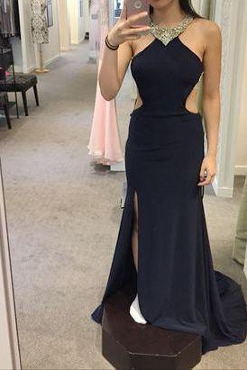 Long Prom Dress,Sexy Prom Dresses,Prom Gown,Evening Dress