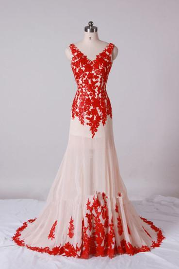 New Arrival Sexy Prom Dress,Long Prom Dresses,Lace Evening Dress,Formal Evening Dress