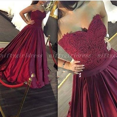 Charming Prom Dresses,Burgundy Ball Gown Prom Dress,Floor Length Prom Dress,Long Evening Dress,Formal Dress